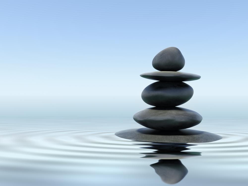 Balance scribbledartsfromtheheart for Fond ecran zen
