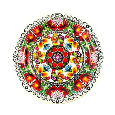 polish plate