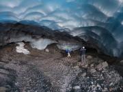 glacier cavern